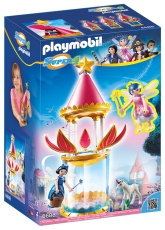 Turnul Floare al zânelor - PLAYMOBIL Fairies - 6688