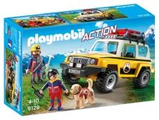 Salvatori montani cu camion - PLAYMOBIL Action - PM9128