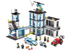 Sectie de politie  (60141) - LEGO City