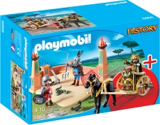 Set Arena Gladiatorilor - PLAYMOBIL Starter Sets - PM6868