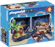 Set mobil Insula Piratilor - PLAYMOBIL Pirates - 5347