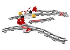 Şine de cale ferată - LEGO DUPLO (10882)