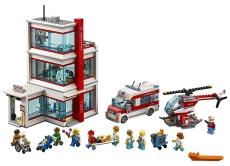 Spitalul LEGO  City (60204) - LEGO City