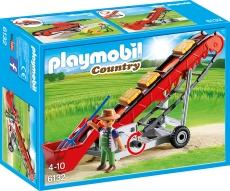 Transportor Pentru Baloţi de Fân - PLAYMOBIL Country Farm - 6132
