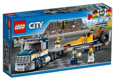 Transportor de dragster (60151) - LEGO City