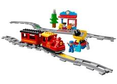 Tren cu aburi LEGO DUPLO (10874)