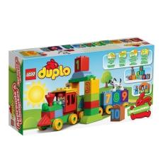 Trenul cu numere (10558) (10847) - LEGO DUPLO