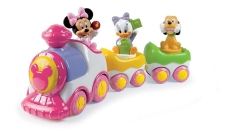 Trenul Muzical Minnie Mouse