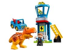 Turnul T. Rex - LEGO DUPLO (10880)