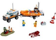 Unitatea de interventie 4 x 4  (60165) - LEGO City