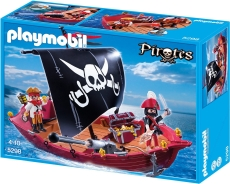 VASUL PIRATILOR - PLAYMOBIL