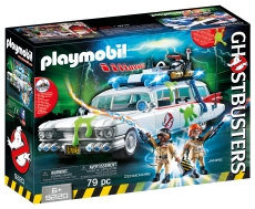 VEHICUL ECTO-1 - (9220) Playmobil Ghostbusters