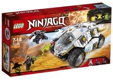 Vehiculul lui Zane (70588) - LEGO Ninjago
