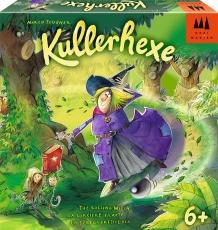 Vrăjitoarea buclucaşă - Kullerhexe