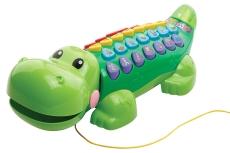 Alpha-Gator Crocodilul ABC (lb. EN)
