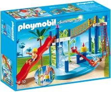 Zonă de joacă în parcul acvatic - PLAYMOBIL Summer Fun - 6670