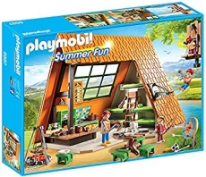 Zona de Camping - PLAYMOBIL Large Holiday Camp - PM6887