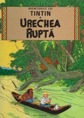 Aventurile lui Tintin - Urechea ruptă