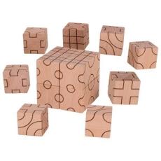 Cuburi linii geometrice
