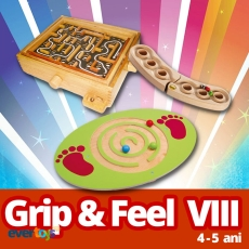 EduBox Grip & Feel VIII