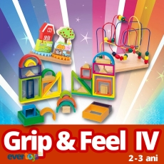 EduBox Grip & Feel IV