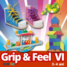 EduBox Grip & Feel VI