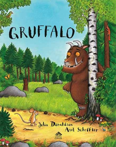 """""""Gruffalo"""" de Julia Donaldson, Axel Scheffler"""