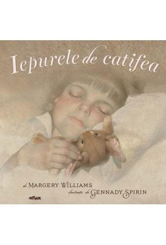 """""""Iepurele de catifea"""" de Margery Williams, Gennady Spirin"""