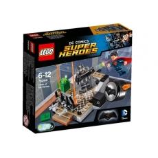 Înfruntarea Eroilor (76044) - LEGO DC Super Heroes