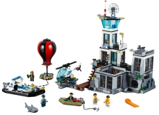 Inchisoarea de pe insula (60130) - LEGO City