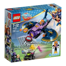 Batgirl - Urmărierea în Batjet (41230) - LEGO DC Super Heroes