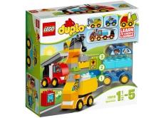 Primele mele mașini și camioane (10816) - LEGO DUPLO