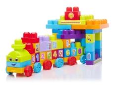 Mega Bloks First Builders - Trenuleţul Vesel