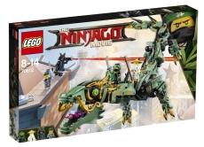 Robotul-balaur Ninja Verde (70612) - LEGO Ninjago Movie