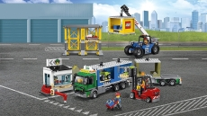 Terminal de marfa  (60169) - LEGO City