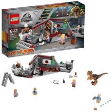 Urmarirea Velociraptorului din (75932) - LEGO Jurassic World