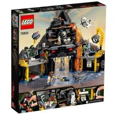 Vizuina din vulcan a lui Garmadon (70631) - LEGO Ninjago