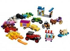Caramidute in miscare (10715) - LEGO Classic