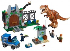 Evadarea lui T. rex (10758) - LEGO Juniors