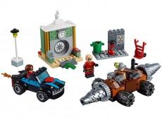 Jaful de la banca cu Subminatorul (10760) - LEGO Juniors