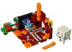 Portalul Nether (21143) - LEGO Minecraft