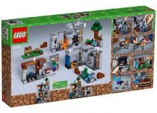 Aventurile din Bedrock (21147) - LEGO Minecraft