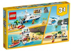 Aventuri in croaziera (31083) - LEGO Creator