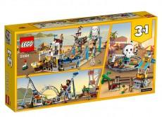 Roller Coaster-ul Piratilor (31084) - LEGO Creator