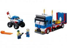 Show mobil de cascadorii (31085) - LEGO Creator