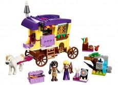 Rulota de calatorii a lui Rapunzel (41157) - LEGO Disney Princess