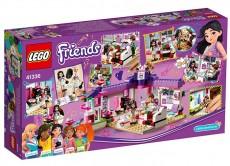 Cafeneaua de arta a Emmei (41336) - LEGO Friends