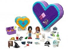 Pachetul prieteniei in forma de inima (41359) - LEGO Friends