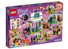 Sariturile cu calul lui Stephanie (41367) - LEGO Friends