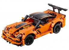 Chevrolet Corvette ZR1 (42093) - LEGO Technic